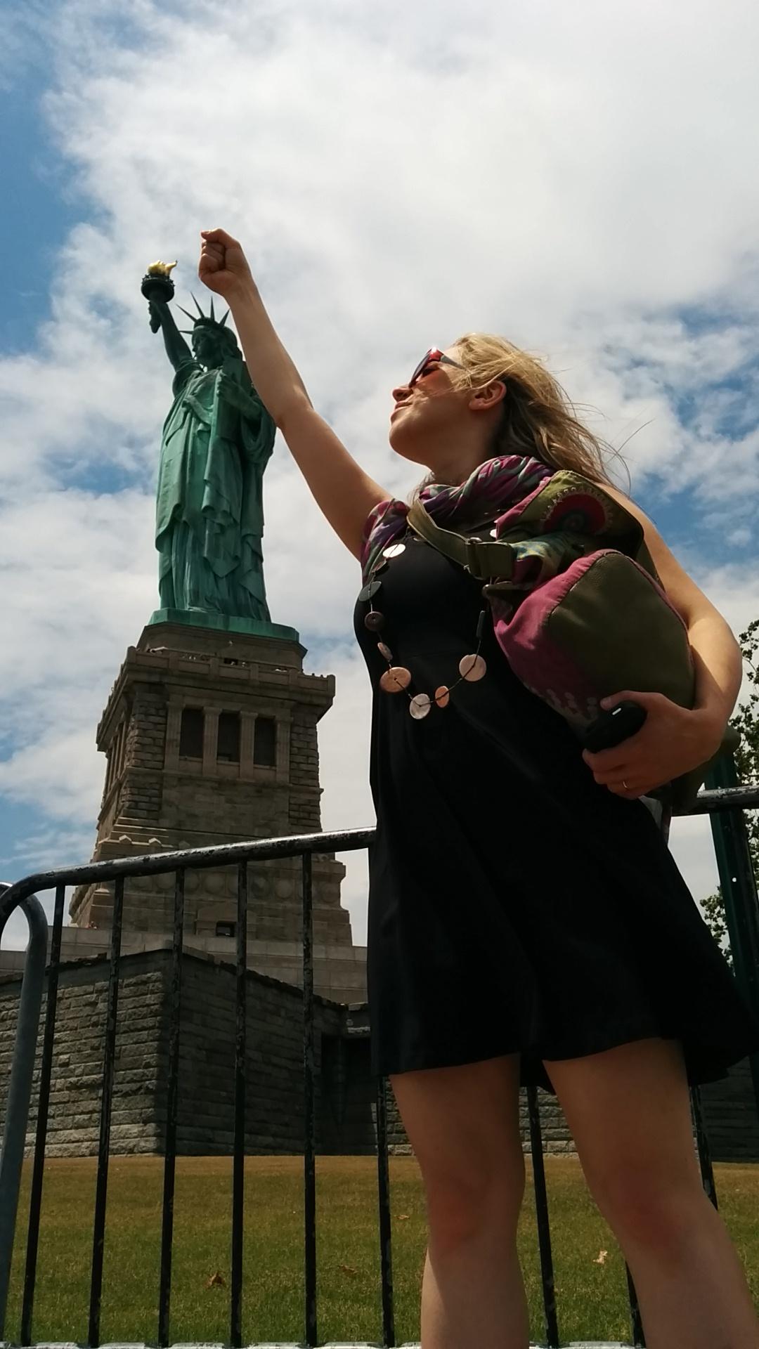 Statue della Libertá